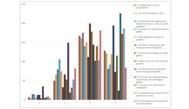 Zur mentalen Befindlichkeit im Spitzensport - Statistische Fallstudie (von Benjamin Erhardt)
