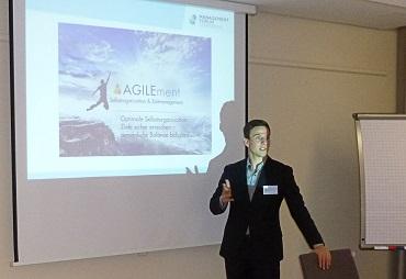 Selbstorganisation und Zeitmanagement - Seminar beim Management Forum Starnberg (von Benjamin Erhardt)