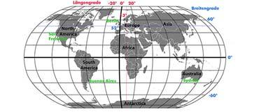 Beitrag von Benjamin Erhardt auf zeit-und-wahrheit.de - Geographische Länge und Breite (von Benjamin Erhardt)