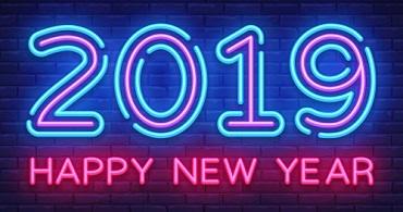 BESTFORMING | Benjamins Tagebuch - Happy New Year 2019 (von Benjamin Erhardt)