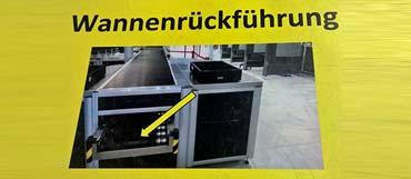 Beitrag von Benjamin Erhardt auf zeit-und-wahrheit.de - Rückgabe einer Aufbewahrungswanne am Flughafen (von Benjamin Erhardt)